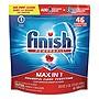 Finish Powerball Max in 1 Dishwasher Tabs Original 46/Pk 4 Pks/Carton 5170020605