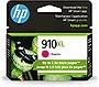 HP 910XL Original Ink Cartridge Magenta 3YL63AN140