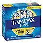Pearl Tampons Regular 36/Box 12 Box/Carton 71127