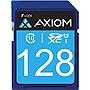 Axiom 128 GB Class 10/UHS-I U3 SDXC SDXC10U3128AX