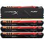 HyperX FURY 32GB 4x8GB DDR4 3200Mhz 288-pin DIMM Memory Kit HX432C16FB3AK432