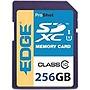 EDGE 256 GB Class 10/UHS-I U1 SDXC PE247164