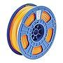 Dremel 3D Printer 1.75mm 0.75kg PLA Filament Spool Orange PLAORA01