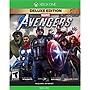 Marvels Avengers Deluxe ED XB1