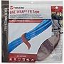 "Velcro 3/4"" Black FR Lineal Velcro Brand One-Wrap On 25 Yard Roll"