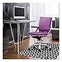 Deflecto FashionMat Chair Mat Rectangular 35 x 40 Diamonds CM3540BD