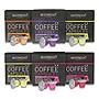 Nespresso Pods Coffee Variety Pack 120/Carton BST06104