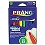 Washable Marker Broad Bullet Tip Assorted Colors 8/Set 80680