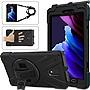 "Codi Rugged Rugged Case for 8"" Samsung Galaxy Tab Active3 Black C30705059"
