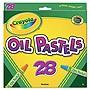 Oil Pastels28-Color Set Assorted 28/Pack 524628