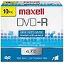 Maxell+16x+DVD-R+Media+638004