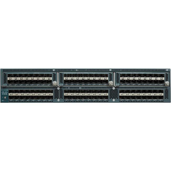 UCS-FI-6296UP-CH2 Cisco UCS 6296UP 2RU Fabric Interconnect/No PSU/48