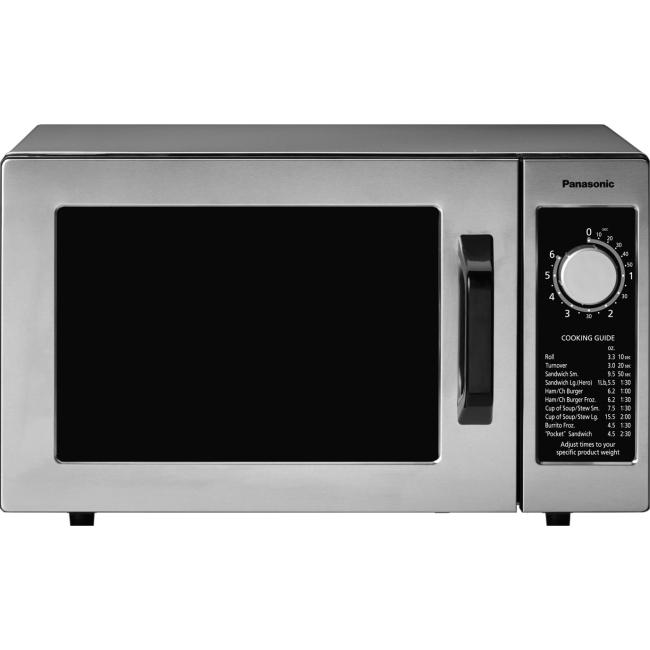 ne 1025f 1000 watt commercial microwave oven