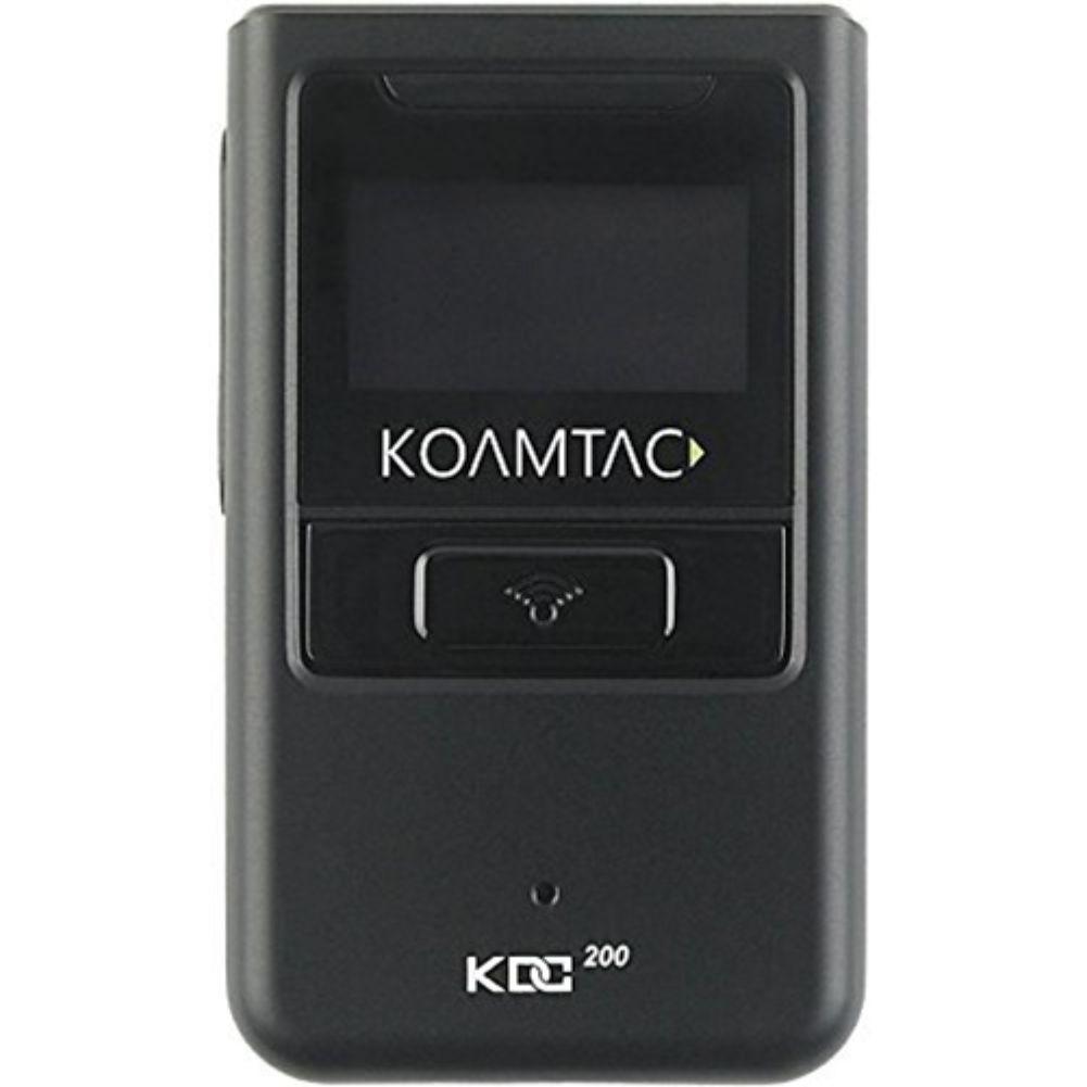 KoamTac KDC200iM Bluetooth Barcode Scanner, Black