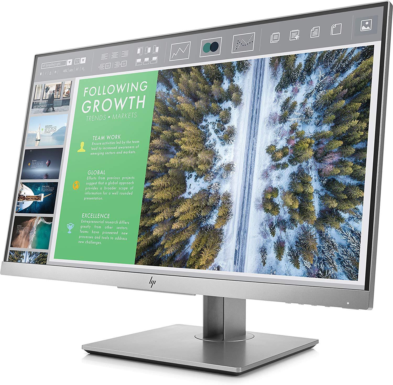"HP EliteDisplay E243 23.8"" FullHD 1920x1080 5ms LED-Backlit"