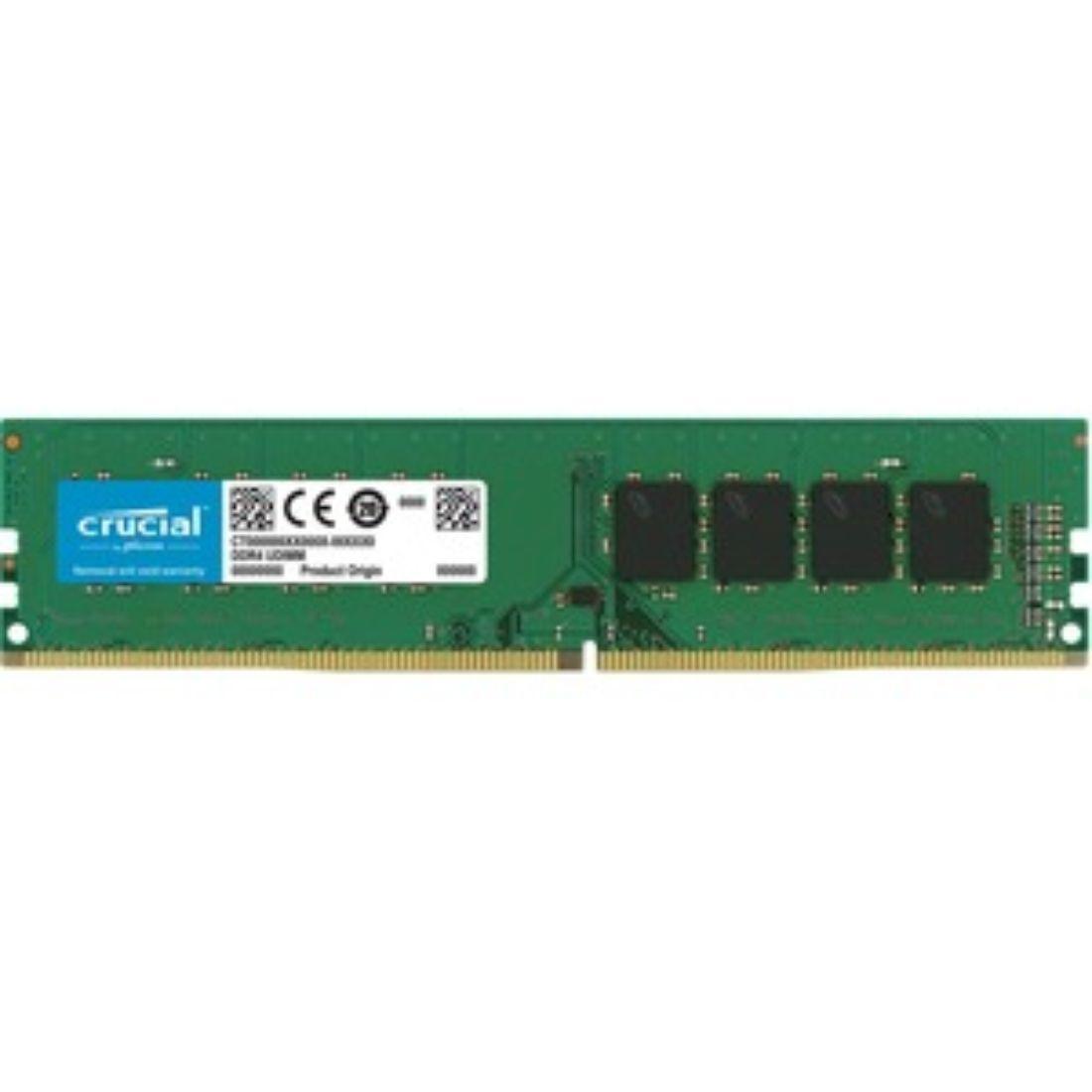 Crucial 8GB DDR4 2666MHz 288-Pin DIMM Memory Module CT8G4DFS