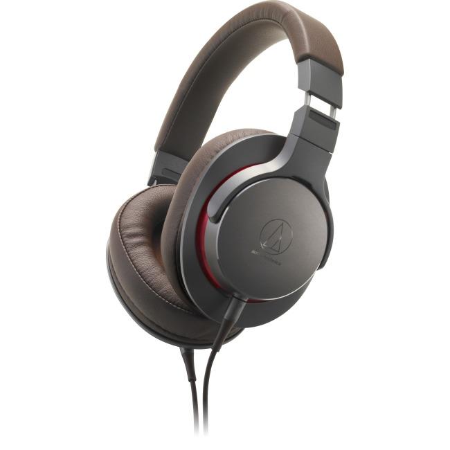 Audio-Technica ATH-MSR7bGM Over-Ear High-Resolution Headphon