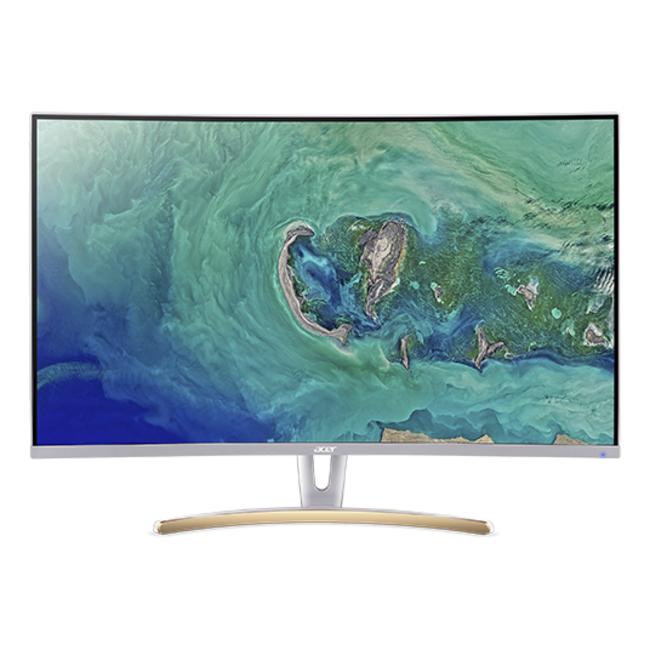 """Acer ED323QUR 32"""" WQHD 2560 x 1440 75Hz FreeSync Curved Moni"""