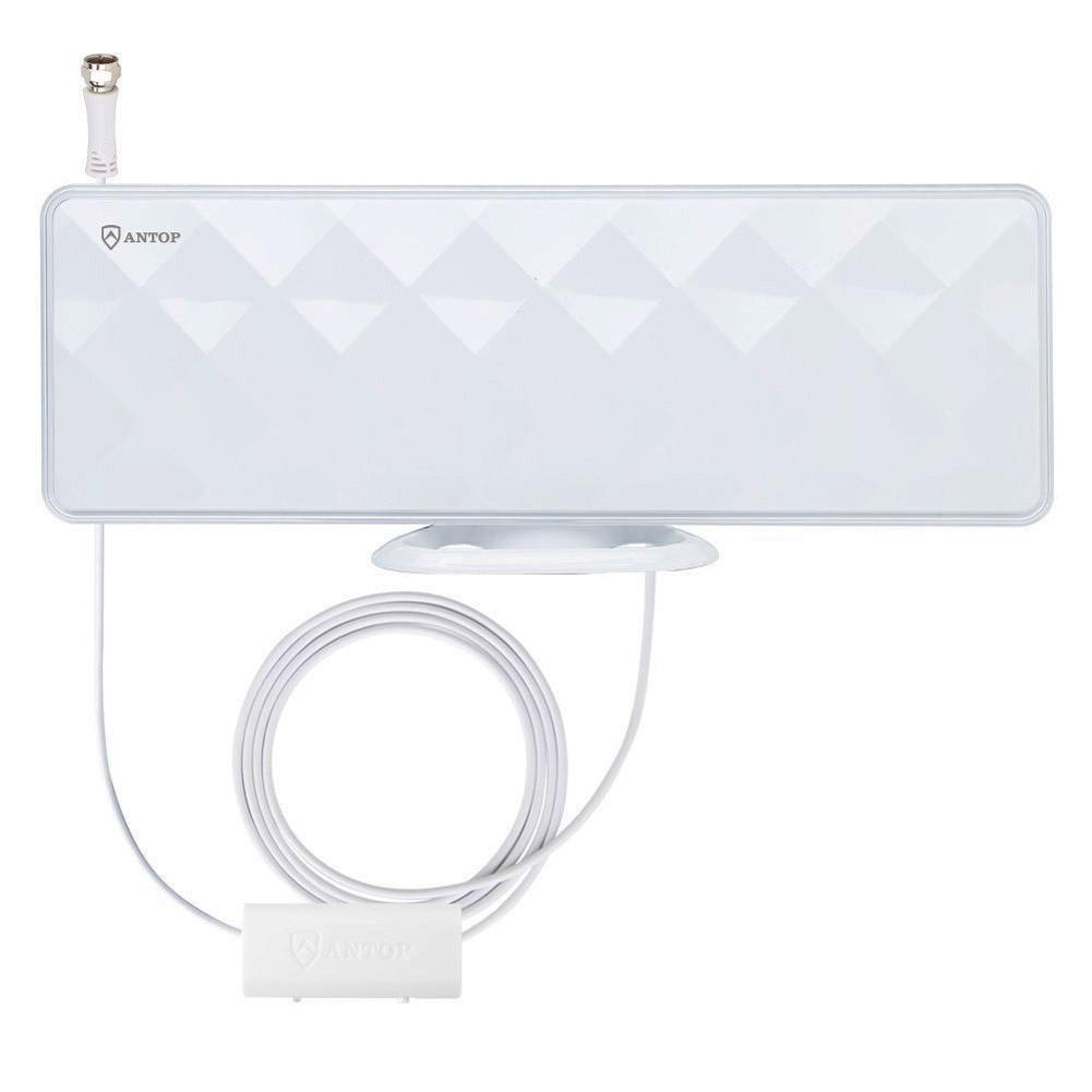ANTOP AT-201B Flat-Panel Smartpass Amplified Indoor TV