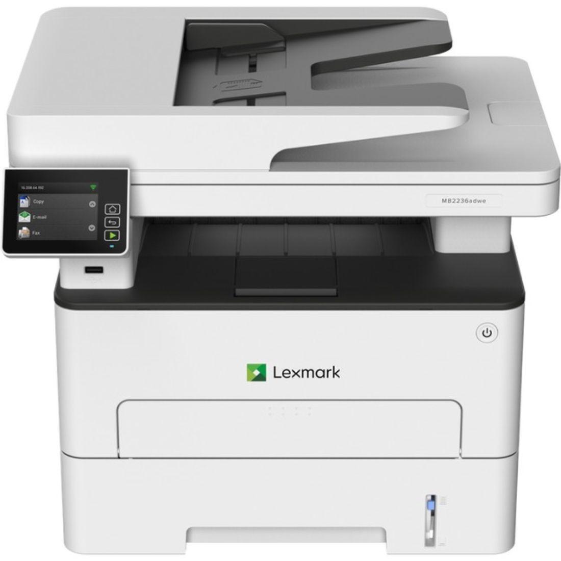 Lexmark MB2236adwe Multifunction Wireless Monochrome Laser P