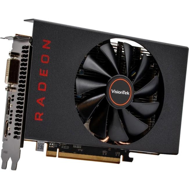VisionTek Radeon RX 5500 XT 4GB GDDR6 128 bit Gaming Graphic